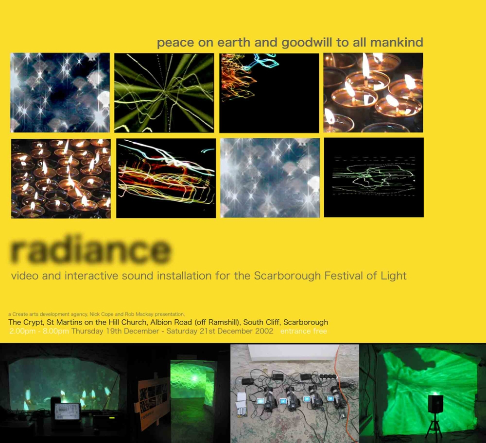 radiance poster